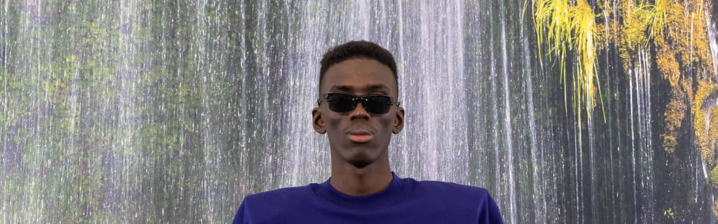 「Gvasalia FOR VETEMENTS」VETEMENTS 2021-22年秋冬コレクション