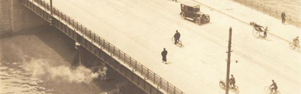 1927年頃の淀屋橋店