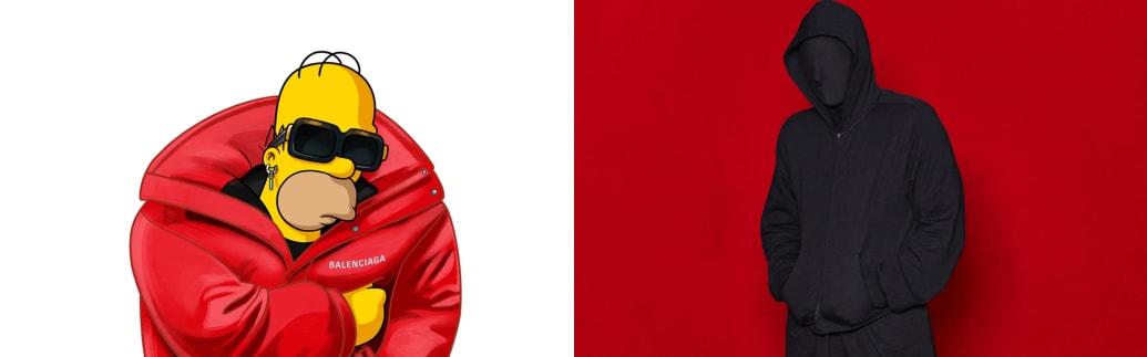 バレンシアガ 22年サマーコレクション RED CARPET