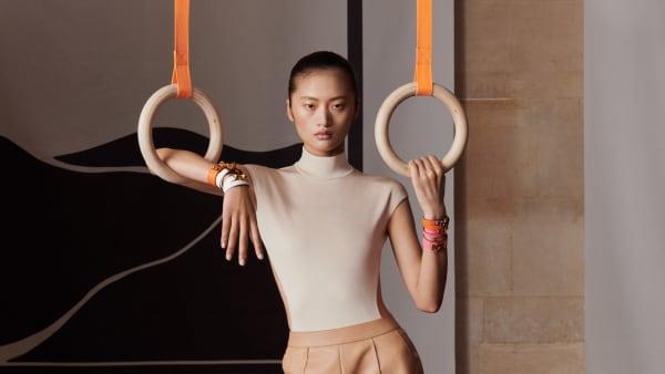 HermèsFit ヴィジュアル
