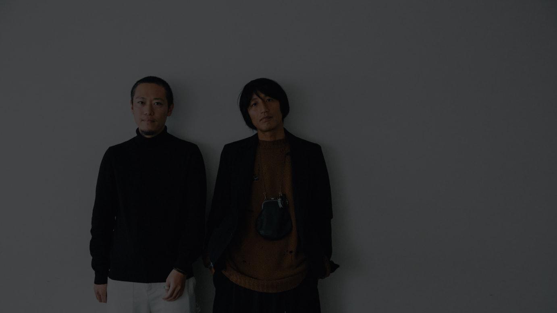 左)森永潤一郎、右)三原康裕