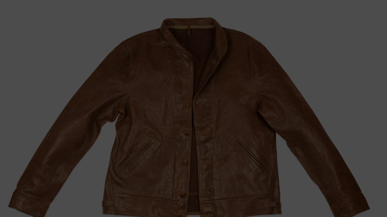 Einstein's Levi's® Menlo Cossack Jacket – Limited Edition