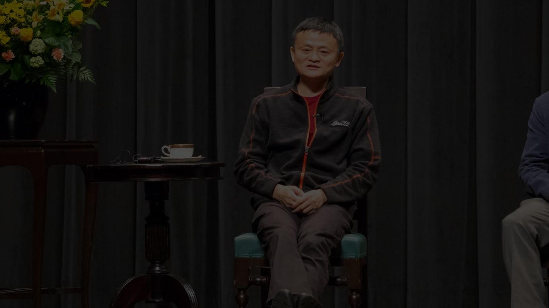 ジャック・マー会長