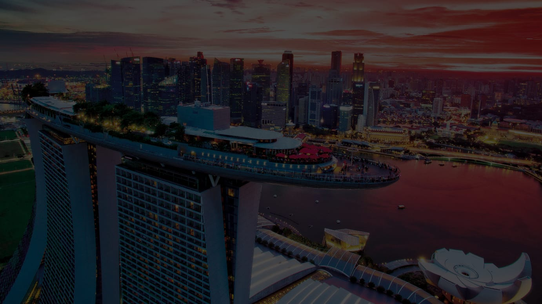 「CÉ LA VI Singapore」 Marina Bay Sands