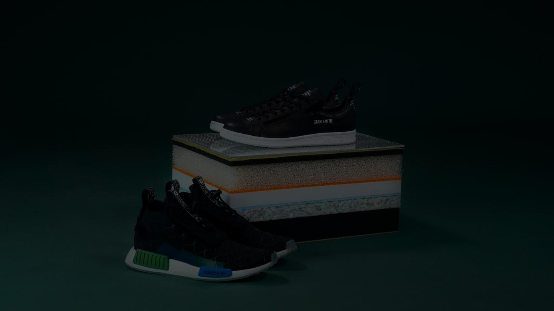 CONSORTIUM×mita sneakers