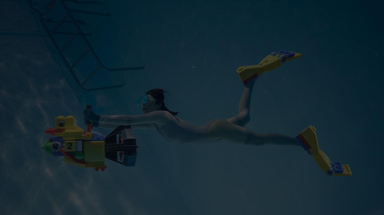 「GO DIVE」展 イメージ画像