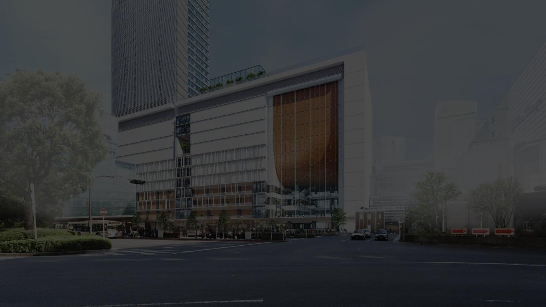横浜 駅 newoman