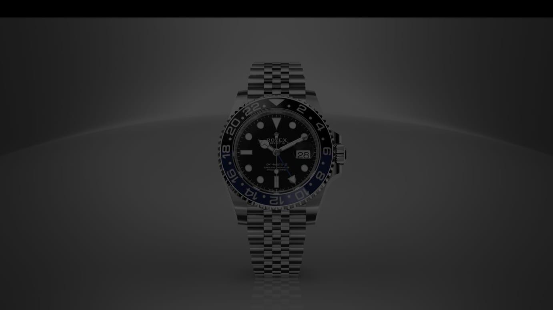 Rolex GMT-Master II(Ref.126710BLNR)
