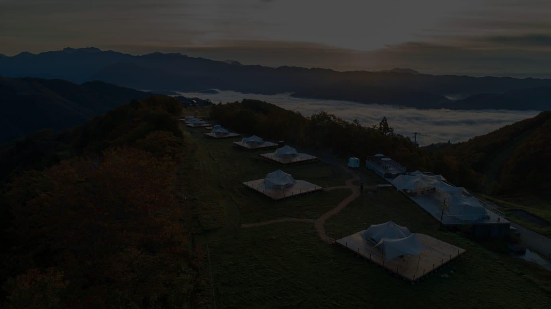 スノーピークフィールドスイート 白馬・北尾根高原