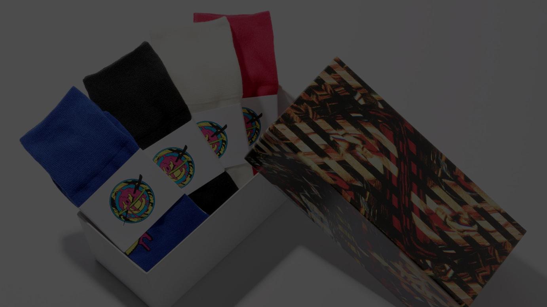 河村康輔とのコラボレーションアイテムスペシャルパッケージ