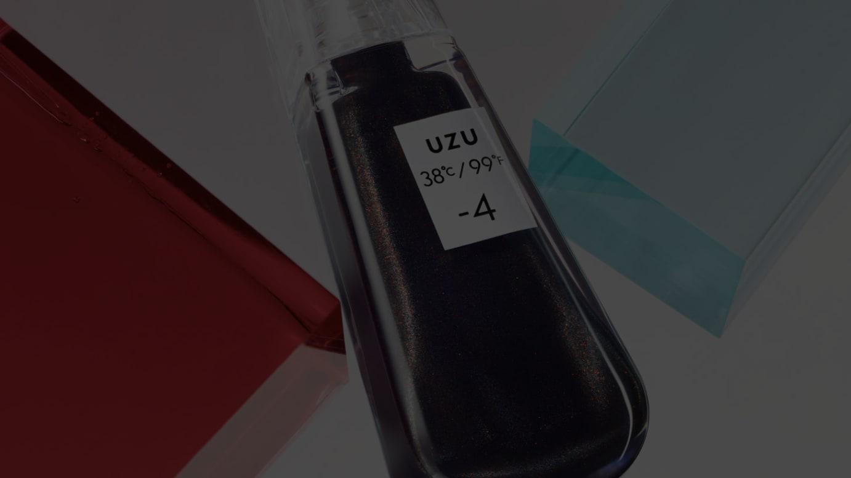 UZU 38℃/99°F Lip Treatment「-4 Black」
