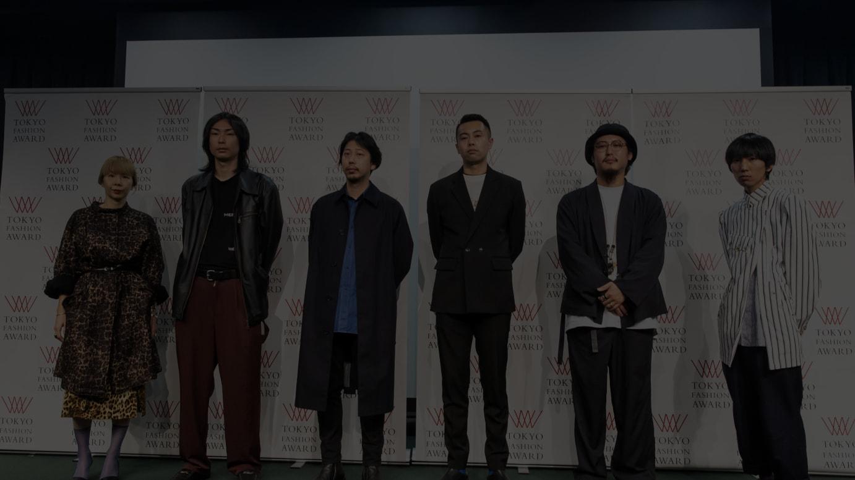 写真左から)田中文江、大木葉平、印致聖、橋本祐樹、藤崎尚大、土居哲也