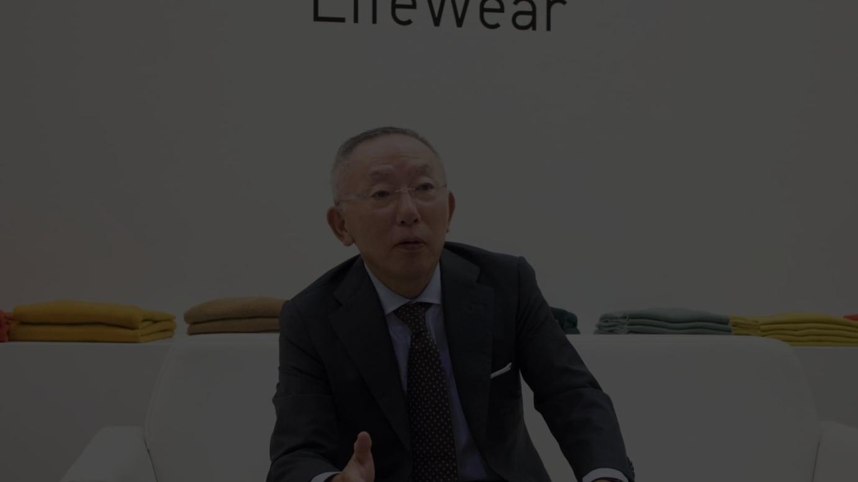 ファーストリテイリング代表取締役会長兼社長 柳井正(2018年10月撮影)