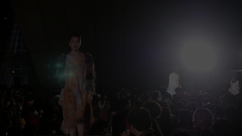 2013年開催「絶命展 -新美編-」のファッションショー