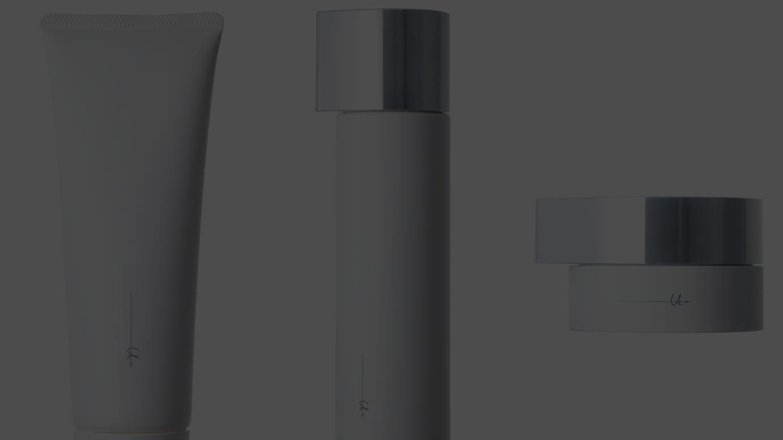 「オルビス ユードット」(左から)ユードット ウォッシュ、ユードット ローション、ユードット モイスチャー