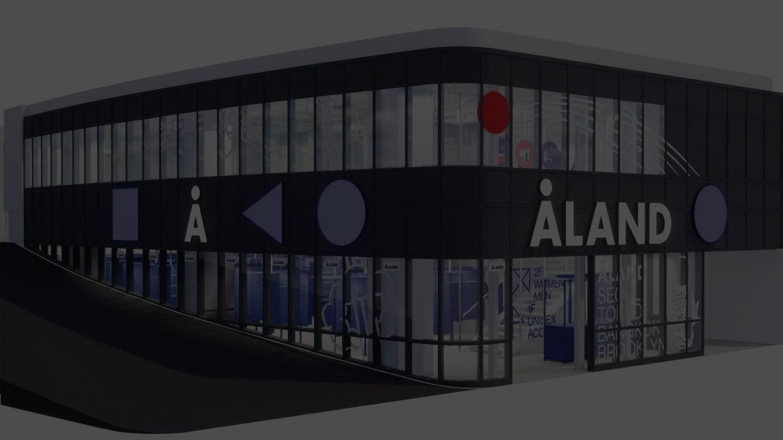 「ALAND TOKYO」外観イメージ