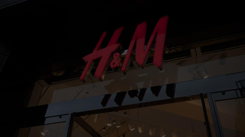 H&M ロゴ