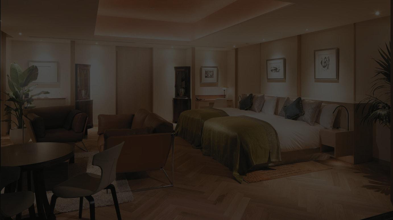 「IDC OTSUKA Bedroom Gallery GINZA」店内イメージ
