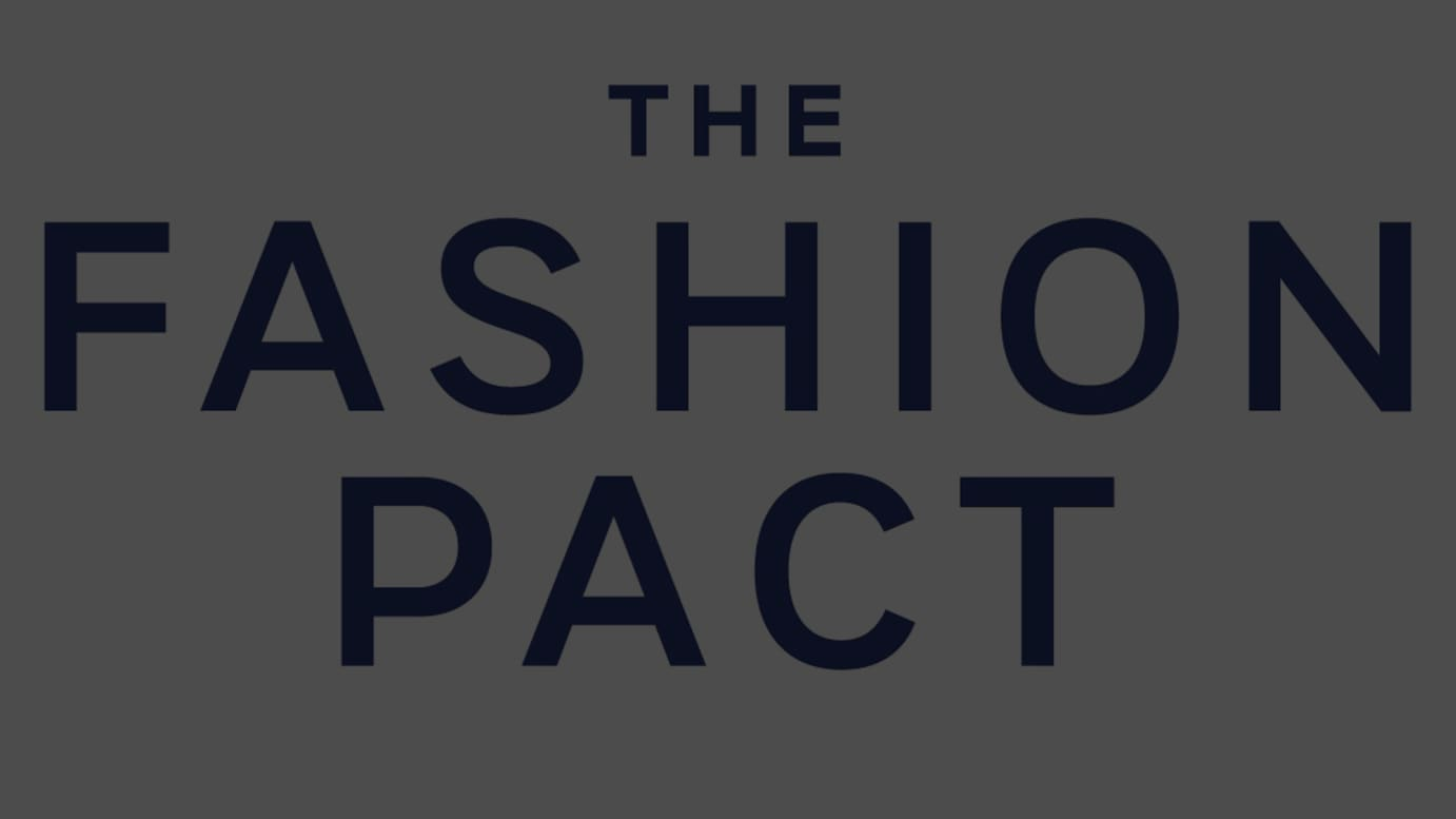 THE FASHION PACTのロゴ