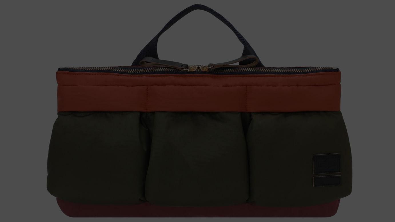 MINI HELMET BAG-3 Pockets(税別4万8000円)