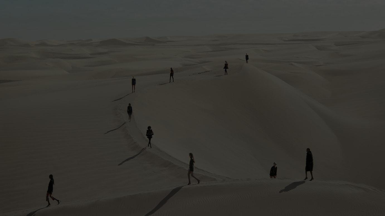 「サンローラン」2021年春夏コレクション