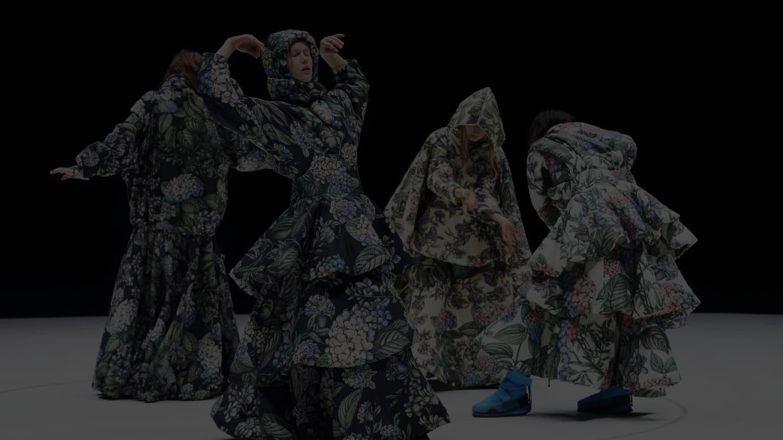 ケンゾー 2021-22年秋冬コレクション