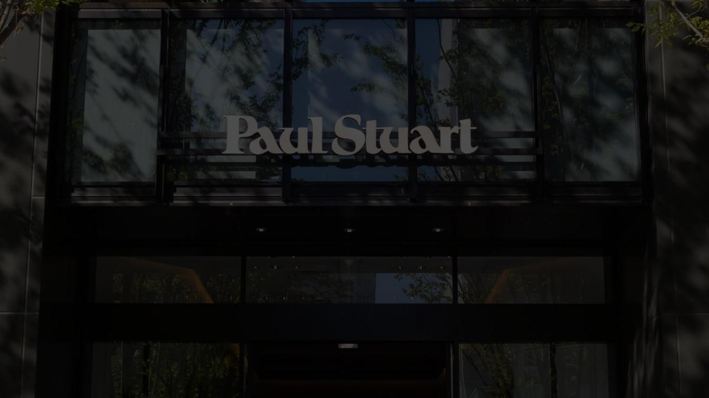 ポール・スチュアートのロゴ