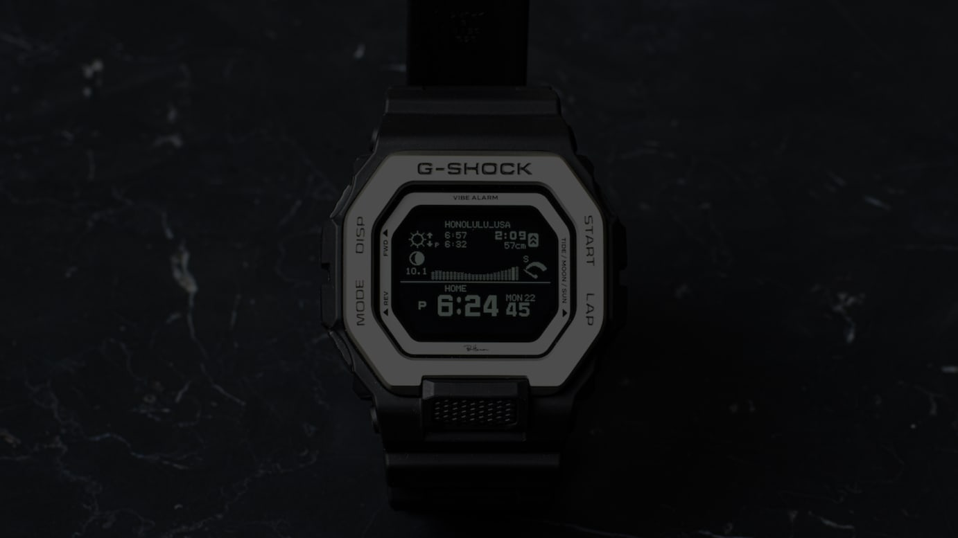 G-SHOCK for Ron Herman