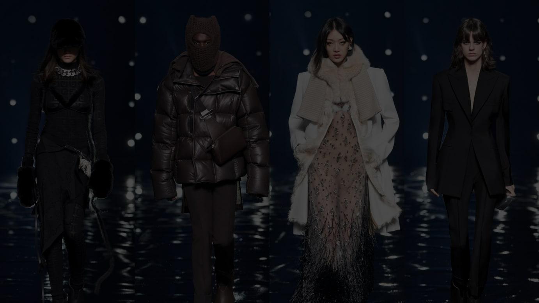 「ジバンシィ」2021年秋冬コレクション