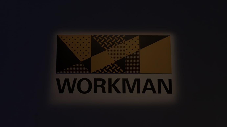 ワークマンのロゴ
