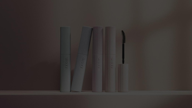 「ファシオ パーマネントカール マスカラ F(ロング)」(全2色、各税込1320円)