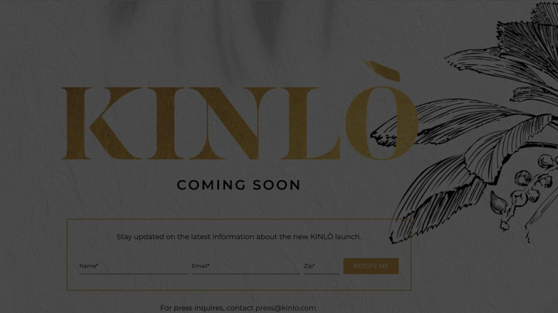 KINLÒの公式サイトより