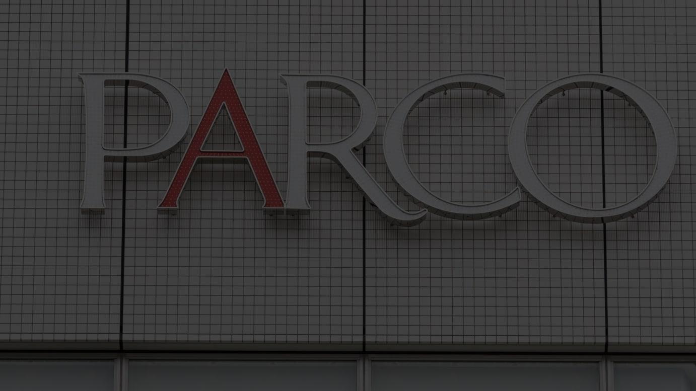 パルコのロゴ