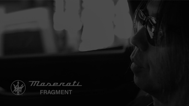 「Fragment Design × Maserati」ヴィジュアル