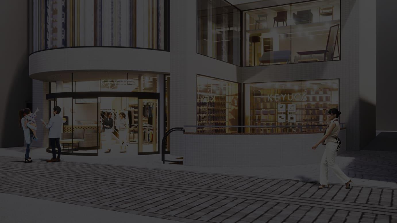 「ケユカ 自由が丘店」