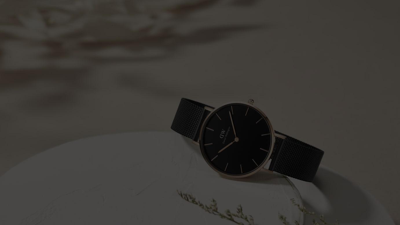 ダニエル ウェリントンの時計