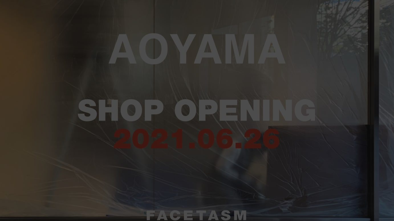 FACETASM aoyama