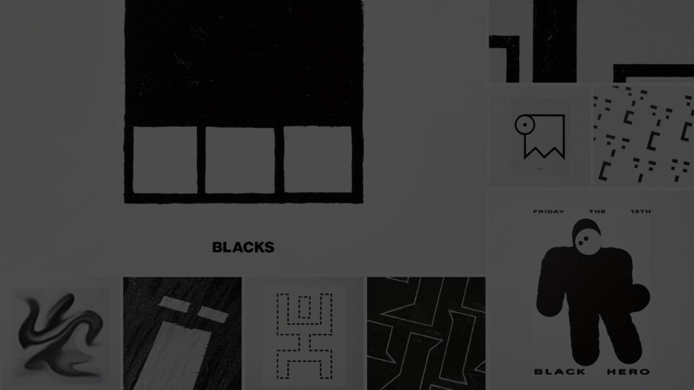 「BLACKS」