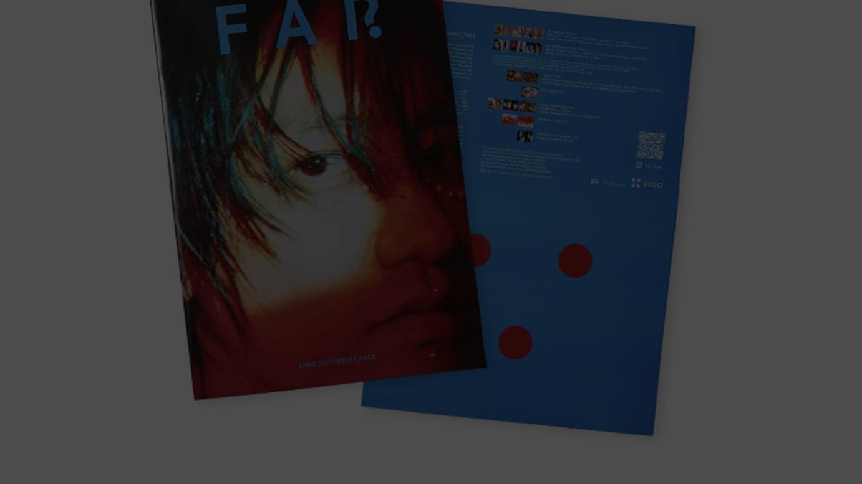 ヴィジュアルマガジン「ファー(FAR)」
