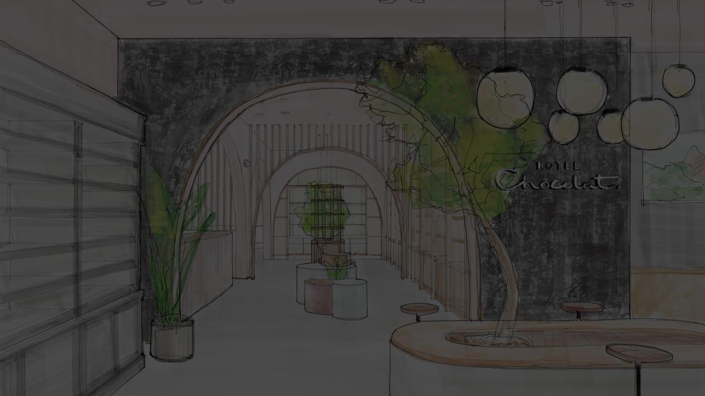 ホテルショコラ NU茶屋町プラス店 店舗イメージ