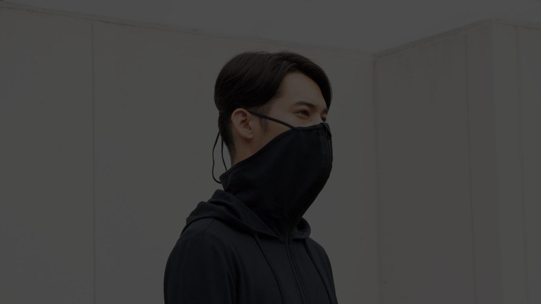 「WearableMusk(着るマスク)」(税込5489円)