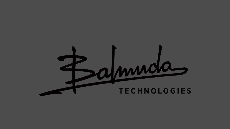 「BALMUDA Technologies」ロゴ