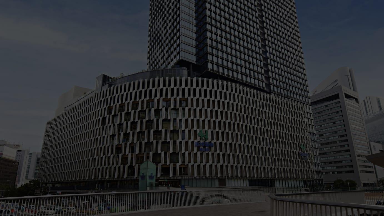 「阪神梅田本店」外観写真
