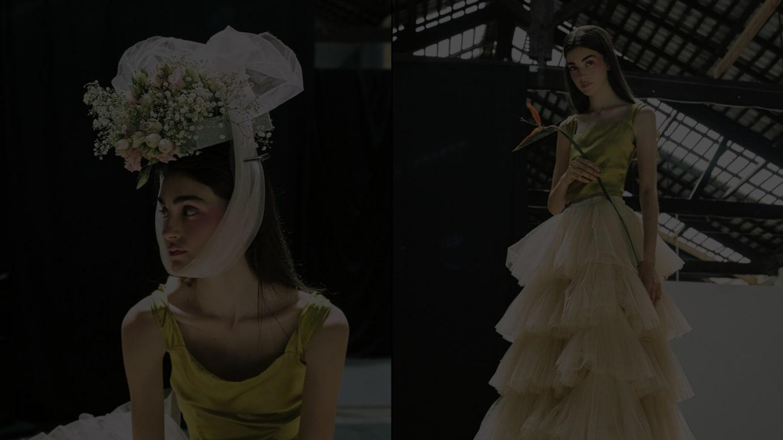 Top Photo:top by CONCEPCIÓN MIRANDA, skirt by BIBIAN BLUE