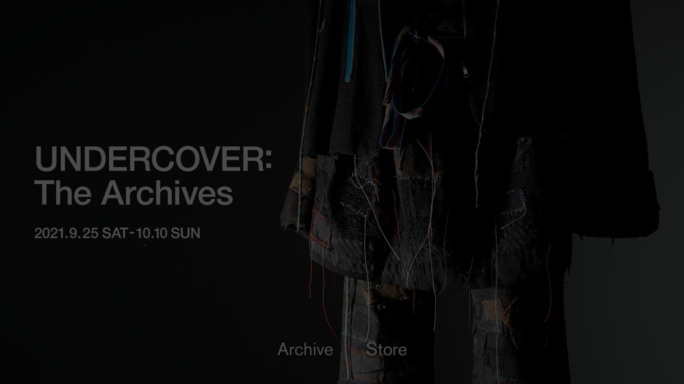 UNDERCOVER:The Archives