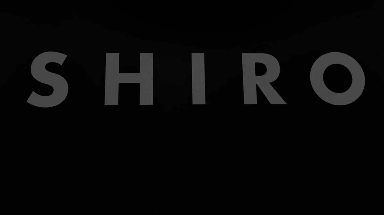SHIROのロゴ