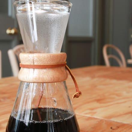 「Taste and Sense」のコーヒー
