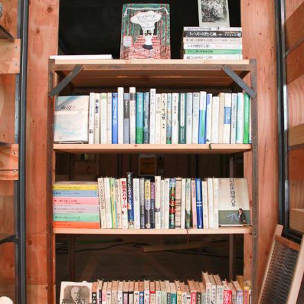 「EditeD / Found STORE」の本棚