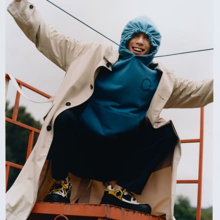 中国人俳優のウー・レイ Image by © Jin Jia Ji