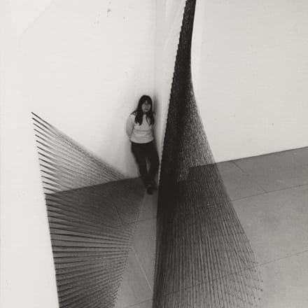 宮本和子 「ブラック・ポピー」 1979年